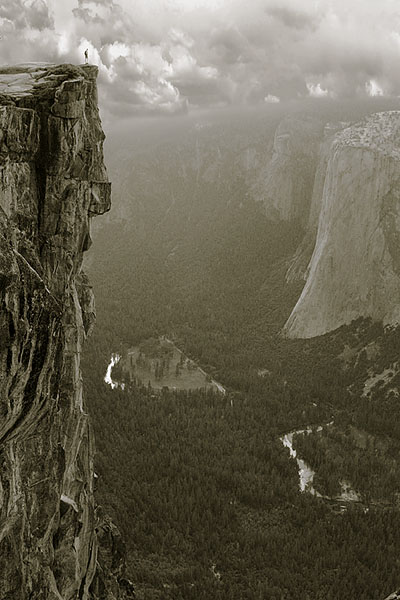 Taft Point, Yosemite NP. Click the image to continue.